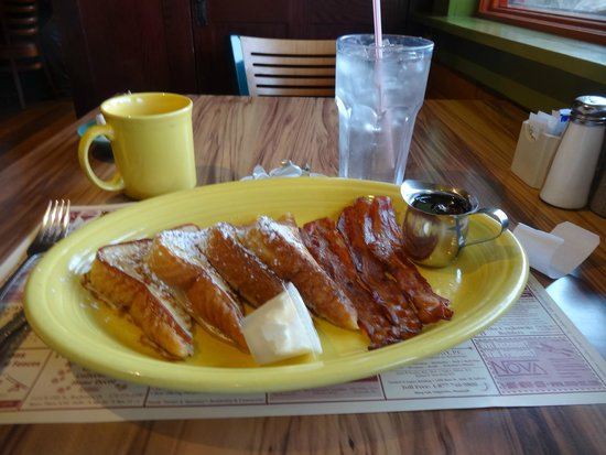 Knox, IN: Breakfast Platter