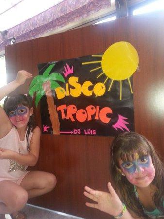 Tropic Park: Fiesta infantil.