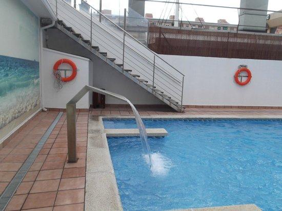 ALEGRIA Maripins: Main pool