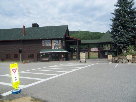 Gunstock Mountain Resort : Visitor Center