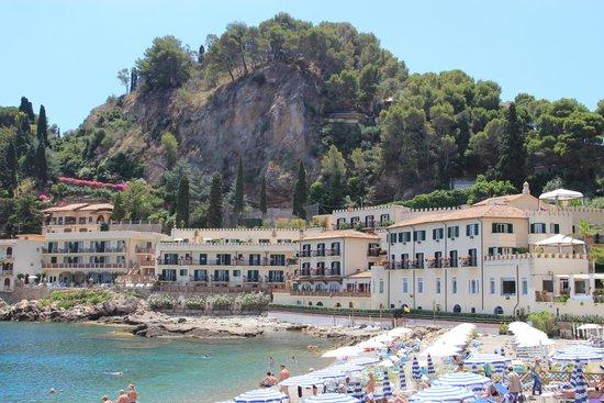 Belmond Villa Sant'Andrea: Stunning location
