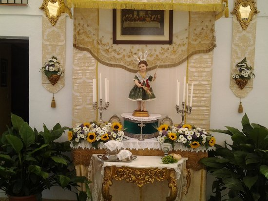 Benalmadena Pueblo (The Old Village): Altar