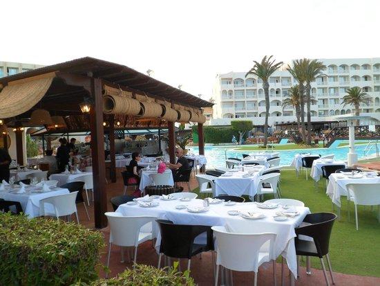 Evenia Zoraida Garden: el olivo restaurante