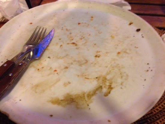 David's: All gone....even the crust it was that thin......stuffed.com :)