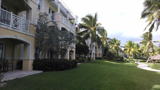 Sandals Emerald Bay Golf, Tennis and Spa Resort : Beautiful buildings and grounds