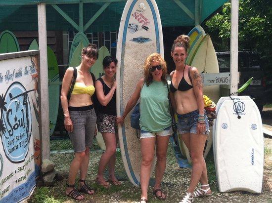 Del Soul Surf School : Siempre Verano
