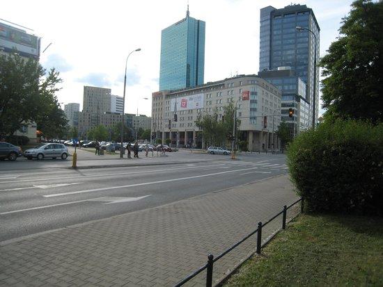 Ibis Warszawa Stare Miasto - Old Town: Predio do Ibis Hotel