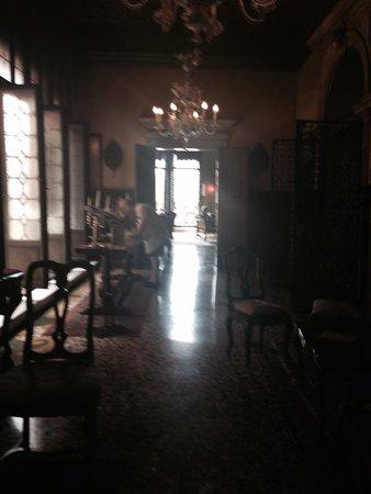 Casa de Uscoli: Lounge