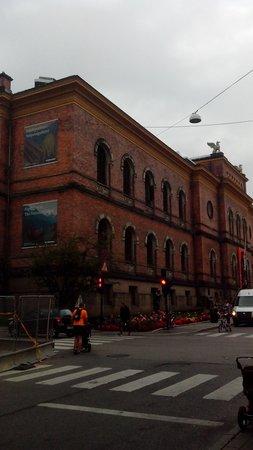 Nationalgalerie: Galeri Nasional Oslo