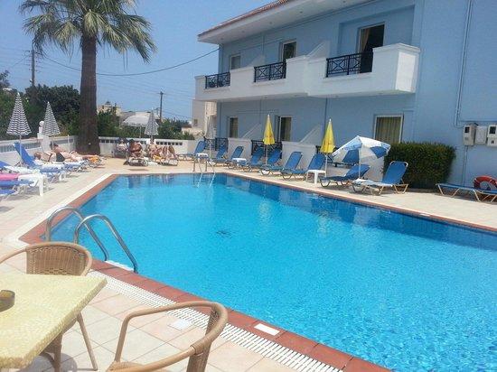 Athena Apartments: Pool