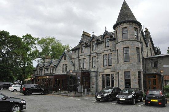 Cairngorm Hotel: hotel