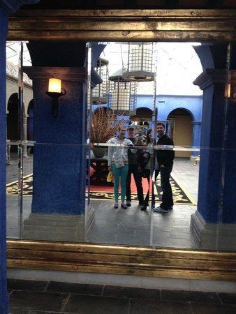 Palacio del Inka, A Luxury Collection Hotel, Cusco: Hotel lobby