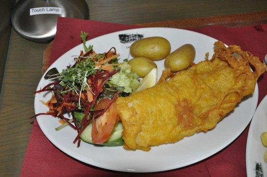 Cairngorm Hotel: food