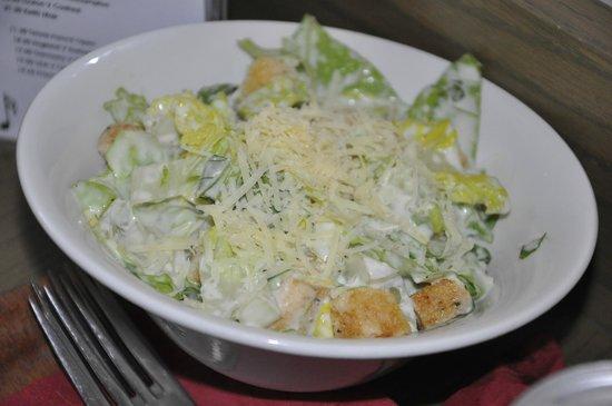 Cairngorm Hotel: salad