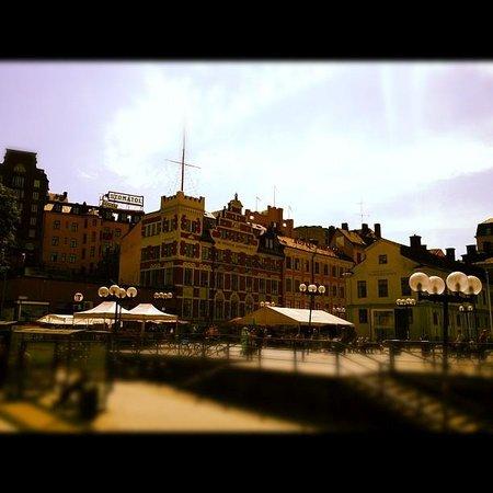Nystekt Stromming: Slussen, Estocolmo