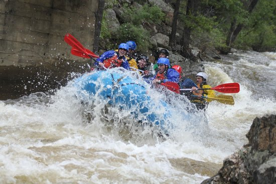 A1 Wildwater Rafting: Wonderful time!!