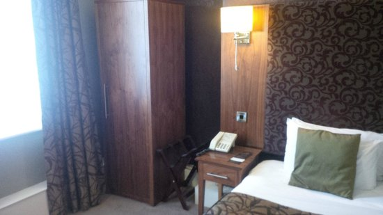 Hallmark Hotel Derby Midland : Room 2