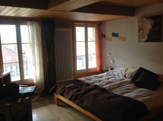 Gasthaus Steinbock: Room 107