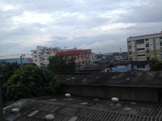 Regent Suvarnabhumi Hotel: View