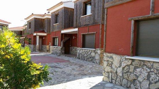 Apartamentos Turisticos El Hosquillo: Casas