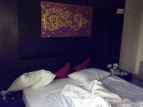Regent Suvarnabhumi Hotel: Bed