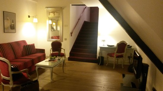 Hotel Cour du Corbeau Strasbourg - MGallery Collection: Authetique Zimmer