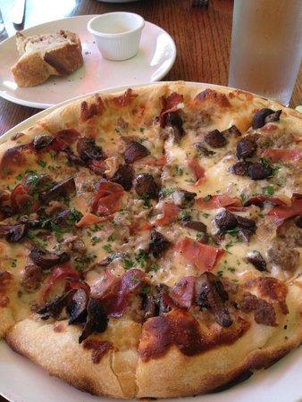 Osteria Coppa: Pizza