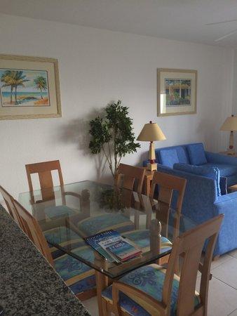 Wyndham Reef Resort: One bedroom layout 2