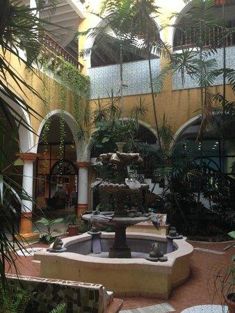 Hotel Colonial Cayo Coco : Réception de l'hôtel