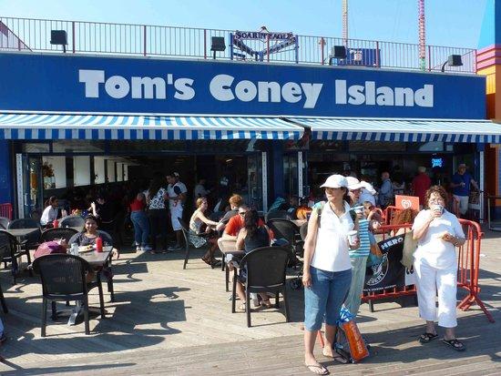 Coney Island Bungee Jumping