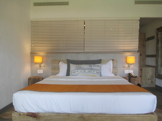Zilwa Attitude: unique and comfortable rooms