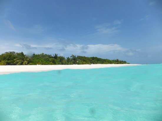 Adaaran Select Meedhupparu : A little bit of paradise
