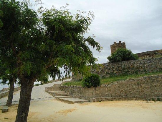 Parador de Oropesa : Jardim