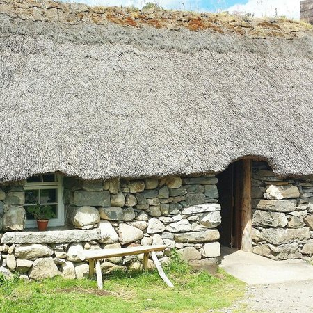 Highland Folk Museum : July 2014