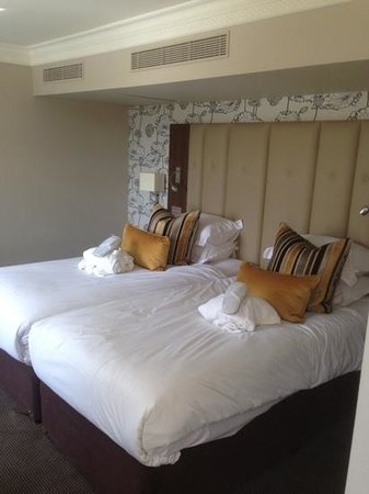 Sopwell House: our supierior twin room