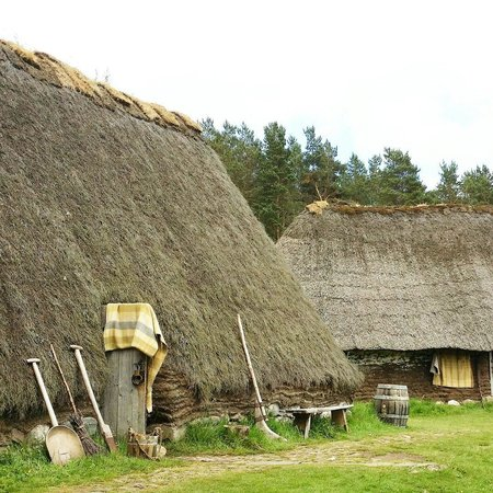 Highland Folk Museum : June 2014