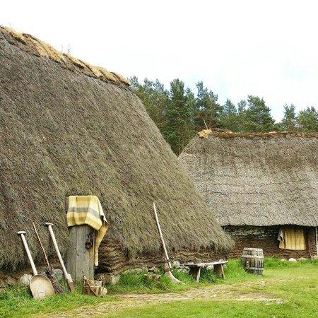 Highland Folk Museum: June 2014