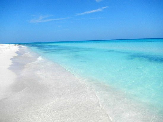 Ocean Varadero El Patriarca: Praia