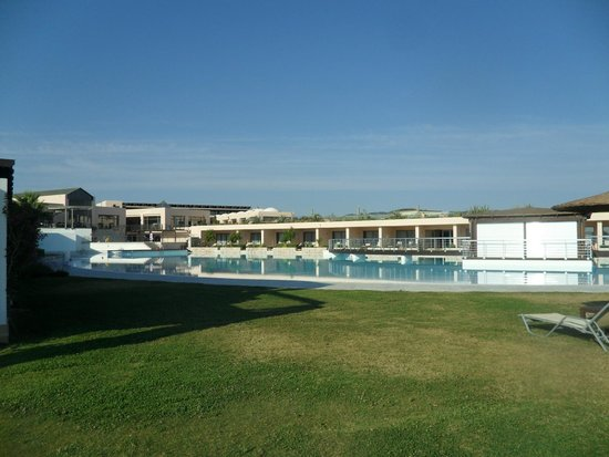 "Cavo Spada Luxury Resort & Spa: ""main pool"""