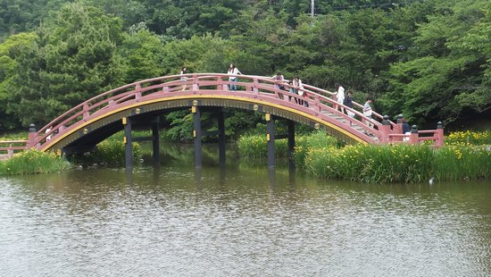 Shomyo-ji Temple: 反橋