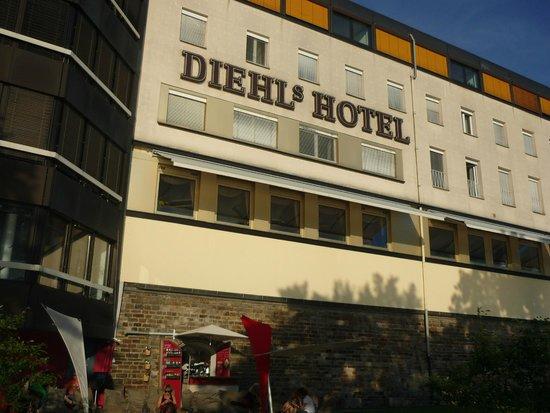 Diehls Hotel: Hotel