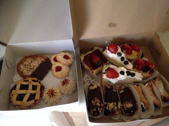Natas Pastries: Beautiful