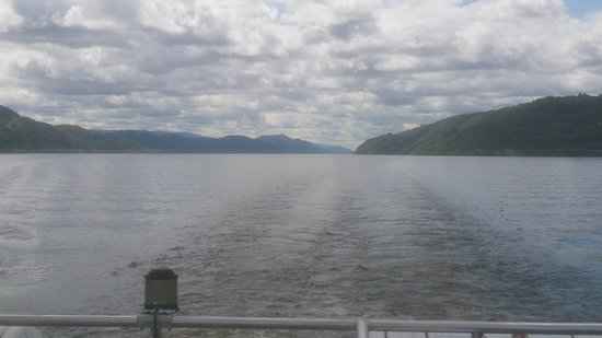 Highland Experience Tours : Loch Ness Cruise.