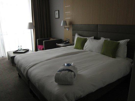 Radisson Blu Royal Hotel, Dublin: Room