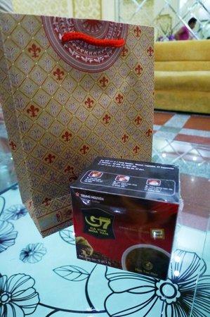 Hanoi Royal Palace Hotel 2: goodbye gift!