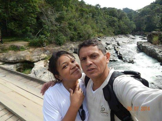 Pousada dos Anjos: Encontro dos Rios