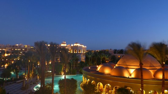 The Makadi Palace Hotel: Tausend und eine Nacht