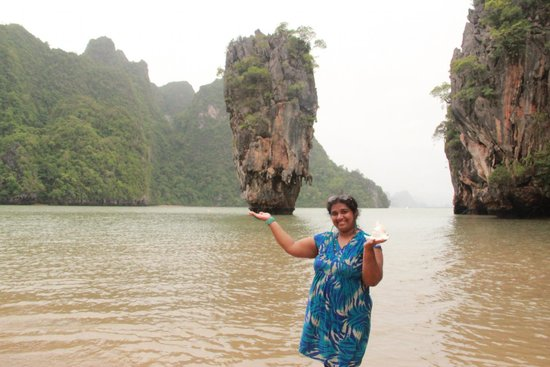 Phang Nga Bay: James Bond Island