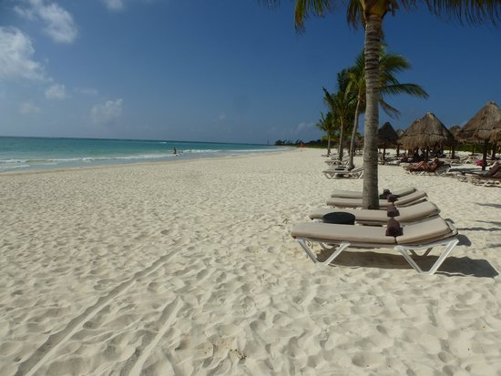 Secrets Maroma Beach Riviera Cancun: More lovely beach