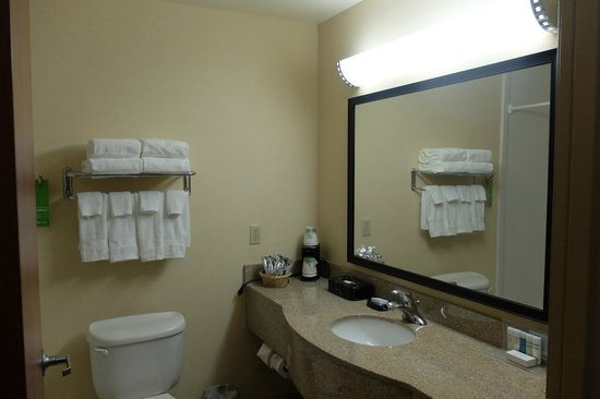 Hampton Inn Grand Junction: Bad